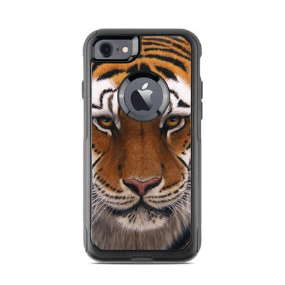 OtterBox Commuter iPhone 7 Case Skin - Siberian Tiger