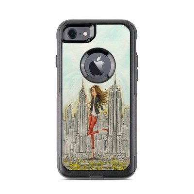 OtterBox Commuter iPhone 7 Case Skin - The Sights New York