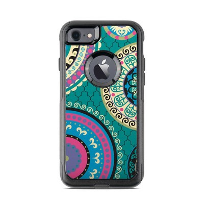 OtterBox Commuter iPhone 7 Case Skin - Silk Road