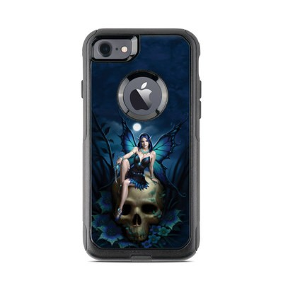 OtterBox Commuter iPhone 7 Case Skin - Skull Fairy