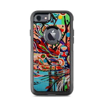 OtterBox Commuter iPhone 7 Case Skin - Spring Birds