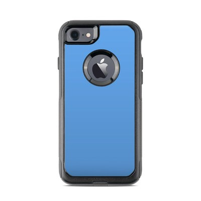 OtterBox Commuter iPhone 7 Case Skin - Solid State Blue