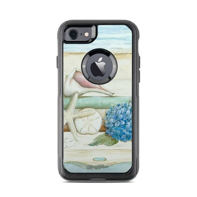 OtterBox Commuter iPhone 7 Case Skin - Stories of the Sea