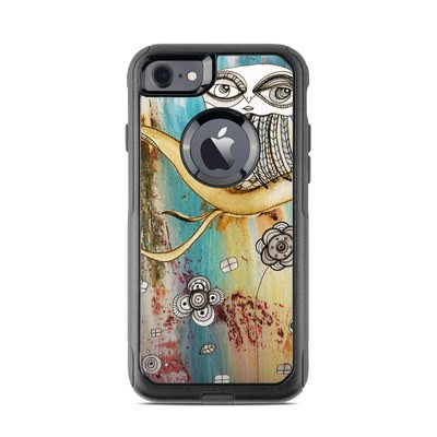 OtterBox Commuter iPhone 7 Case Skin - Surreal Owl
