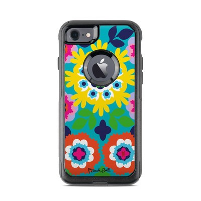 OtterBox Commuter iPhone 7 Case Skin - Susani Sun