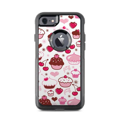 OtterBox Commuter iPhone 7 Case Skin - Sweet Shoppe