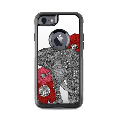 OtterBox Commuter iPhone 7 Case Skin - The Elephant