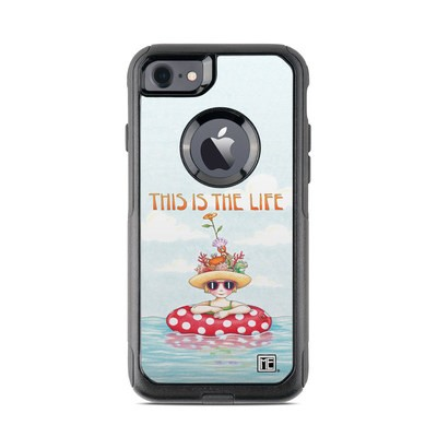 OtterBox Commuter iPhone 7 Case Skin - This Is The Life