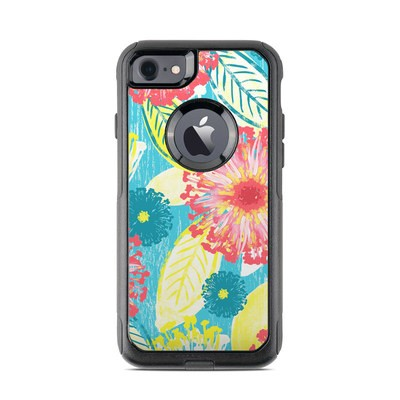 OtterBox Commuter iPhone 7 Case Skin - Tickled Peach