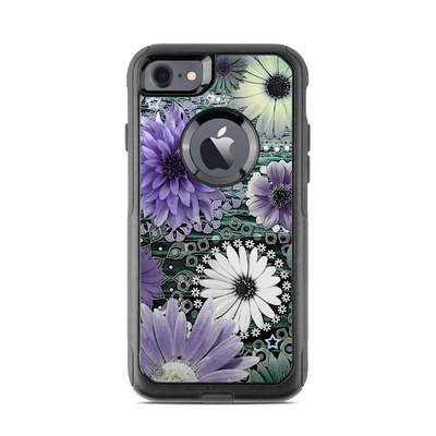 OtterBox Commuter iPhone 7 Case Skin - Tidal Bloom