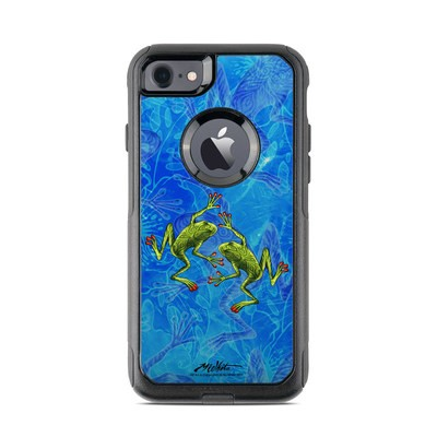 OtterBox Commuter iPhone 7 Case Skin - Tiger Frogs