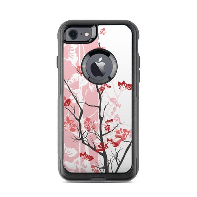 OtterBox Commuter iPhone 7 Case Skin - Pink Tranquility