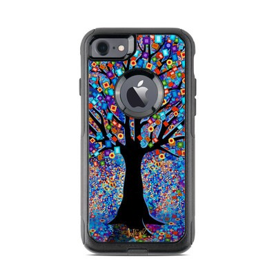 OtterBox Commuter iPhone 7 Case Skin - Tree Carnival