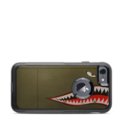 OtterBox Commuter iPhone 7 Case Skin - USAF Shark