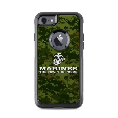 OtterBox Commuter iPhone 7 Case Skin - USMC Camo