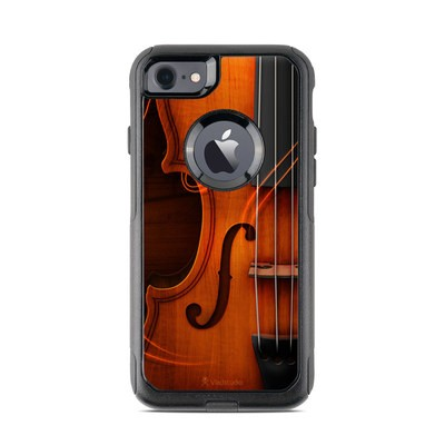 OtterBox Commuter iPhone 7 Case Skin - Violin