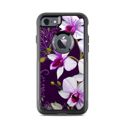 OtterBox Commuter iPhone 7 Case Skin - Violet Worlds