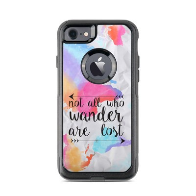 OtterBox Commuter iPhone 7 Case Skin - Wander