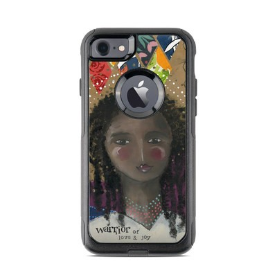 OtterBox Commuter iPhone 7 Case Skin - Warrior of Love