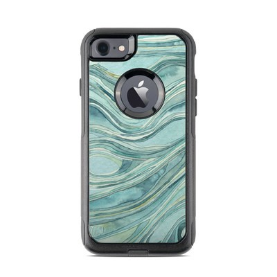 OtterBox Commuter iPhone 7 Case Skin - Waves