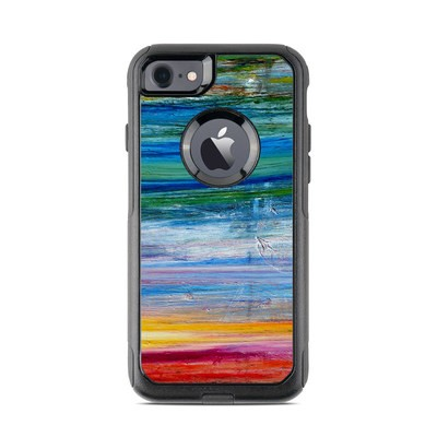 OtterBox Commuter iPhone 7 Case Skin - Waterfall
