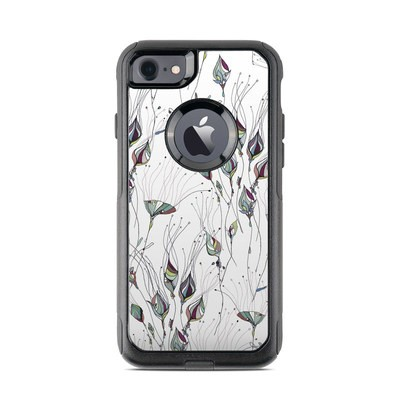 OtterBox Commuter iPhone 7 Case Skin - Wildflowers