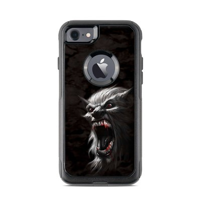 OtterBox Commuter iPhone 7 Case Skin - Wolfman