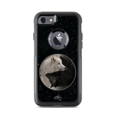 OtterBox Commuter iPhone 7 Case Skin - Wolf Zen