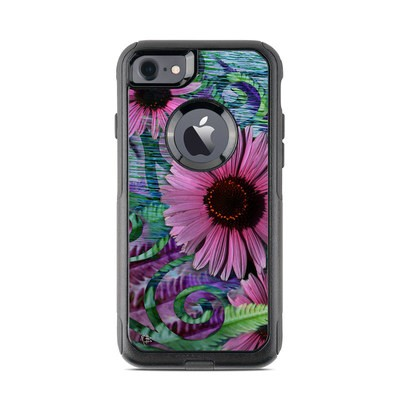 OtterBox Commuter iPhone 7 Case Skin - Wonder Blossom
