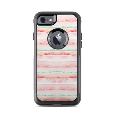 OtterBox Commuter iPhone 7 Case Skin - Watercolor Sunset