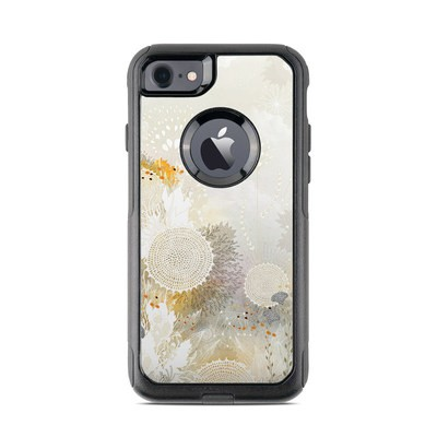 OtterBox Commuter iPhone 7 Case Skin - White Velvet