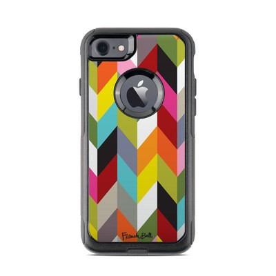 OtterBox Commuter iPhone 7 Case Skin - Ziggy Condensed