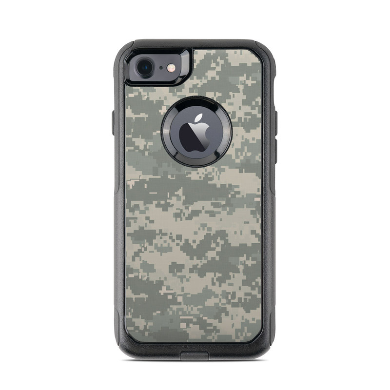 finest selection 633f8 67416 OtterBox Commuter iPhone 7 Case Skin - ACU Camo