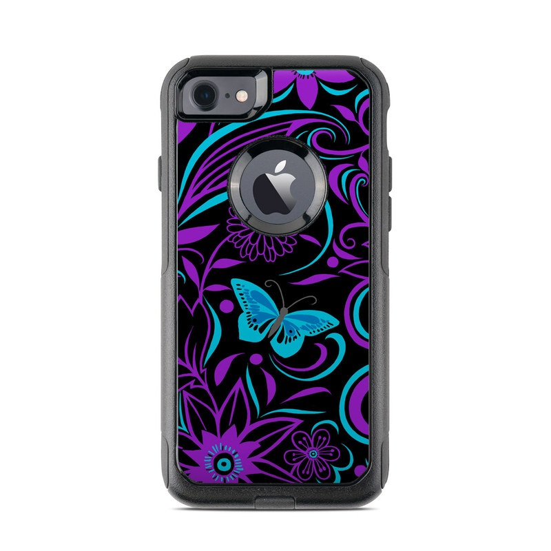 OtterBox Commuter iPhone 7 Case Skin - Fascinating Surprise by Kate Knight  DecalGirl