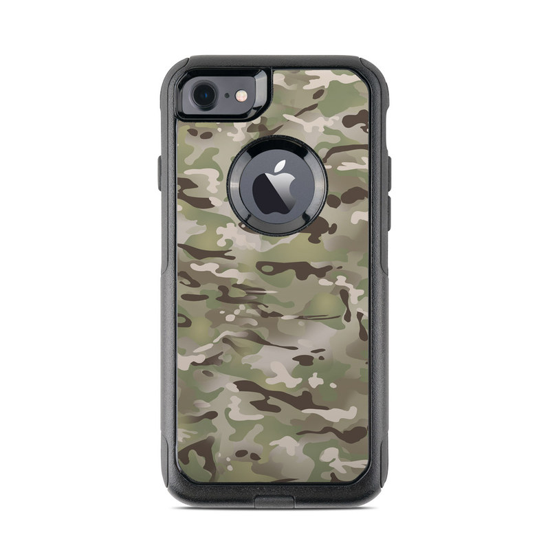 new product c7c18 55cce OtterBox Commuter iPhone 7 Case Skin - FC Camo