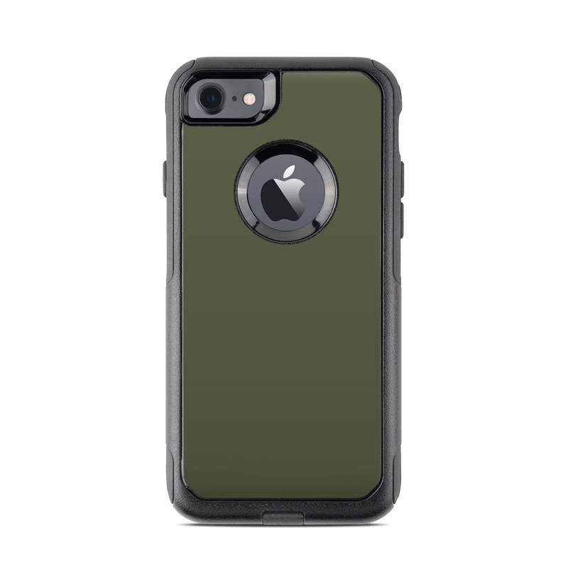 promo code b469b b44fe OtterBox Commuter iPhone 7 Case Skin - Solid State Olive Drab