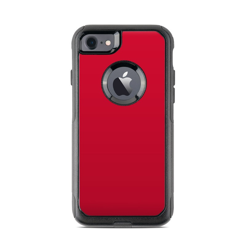 pretty nice 64afb 1c523 OtterBox Commuter iPhone 7 Case Skin - Solid State Red