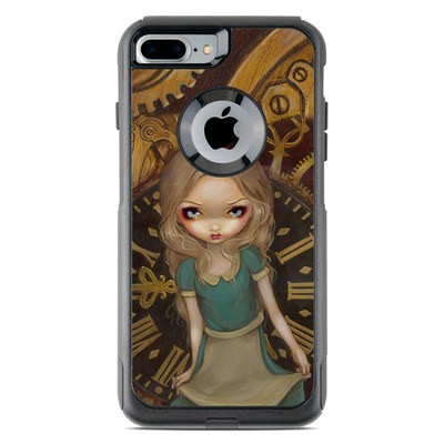 OtterBox Commuter iPhone 7 Plus Case Skin - Alice Clockwork
