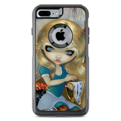 OtterBox Commuter iPhone 7 Plus Case Skin - Alice in a Dali Dream