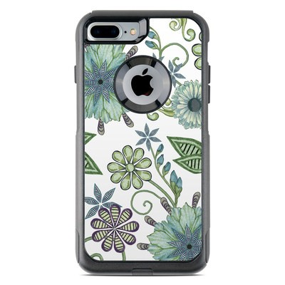 OtterBox Commuter iPhone 7 Plus Case Skin - Antique Nouveau
