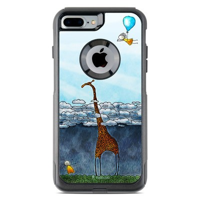 OtterBox Commuter iPhone 7 Plus Case Skin - Above The Clouds