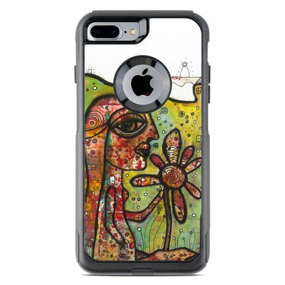 OtterBox Commuter iPhone 7 Plus Case Skin - A Walk