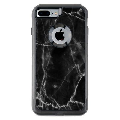 OtterBox Commuter iPhone 7 Plus Case Skin - Black Marble