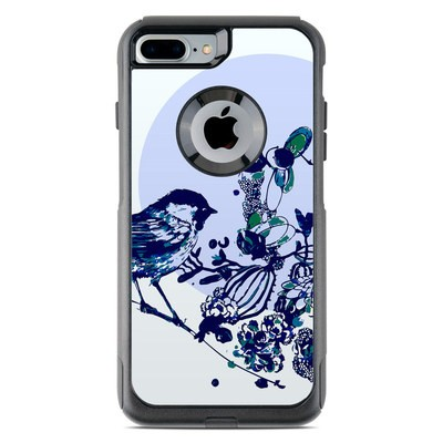OtterBox Commuter iPhone 7 Plus Case Skin - Bluebird