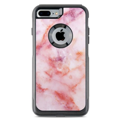 OtterBox Commuter iPhone 7 Plus Case Skin - Blush Marble