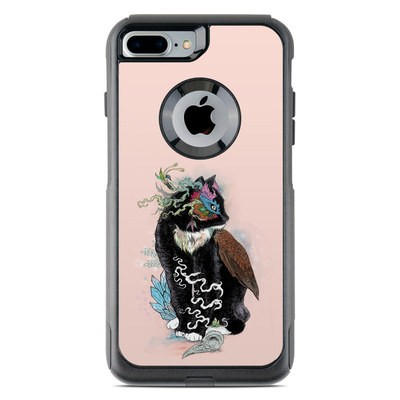 OtterBox Commuter iPhone 7 Plus Case Skin - Black Magic
