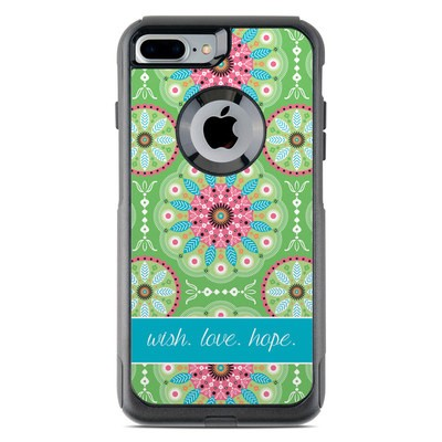 OtterBox Commuter iPhone 7 Plus Case Skin - Boho