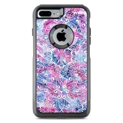 OtterBox Commuter iPhone 7 Plus Case Skin - Boho Fizz