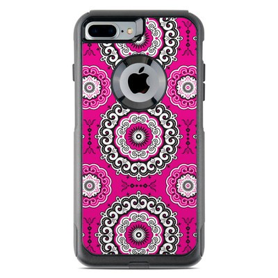 OtterBox Commuter iPhone 7 Plus Case Skin - Boho Girl Medallions