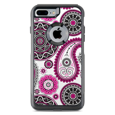 OtterBox Commuter iPhone 7 Plus Case Skin - Boho Girl Paisley